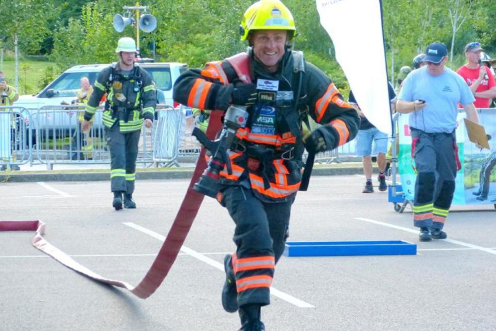 Joachim Posanz – The Toughest Firefighter Alive
