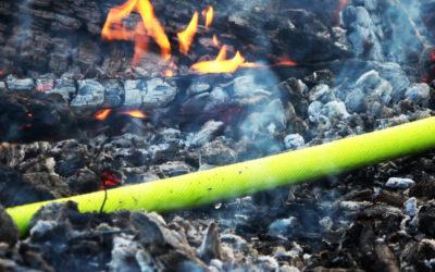 Das richtige Schlauchmaterial für Wald- und Vegetationsbrandbekämpfung