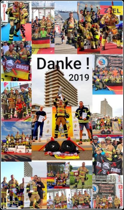 Sensationelles Wettkampfjahr für Firefighter Posanz