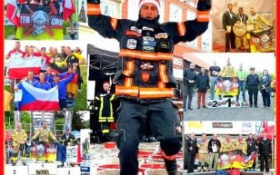 Firefighter Posanz Sponsoring 2017