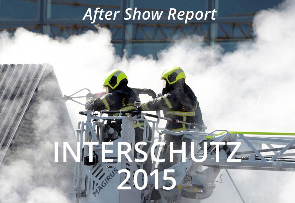 OSW Messe Interschutz 2015