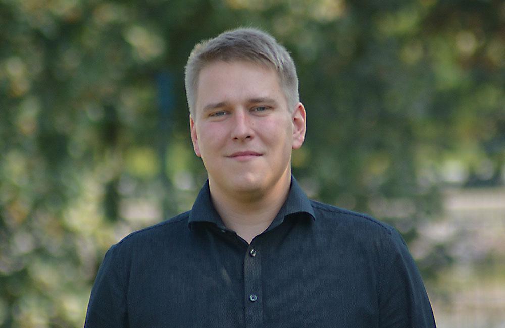 Herr Erik Wildner