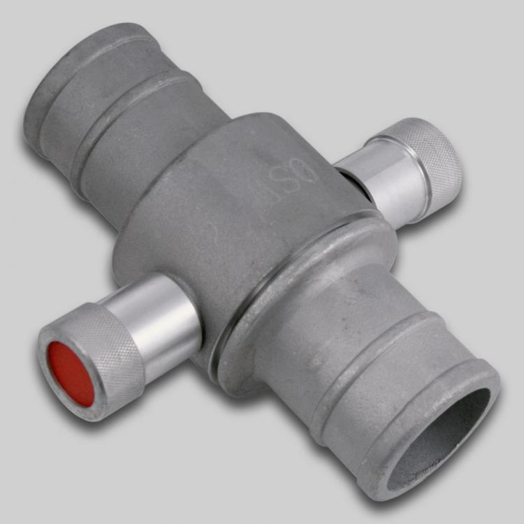 OSW Schlauchkupplung BS336 Instantaneous Leichtmetall