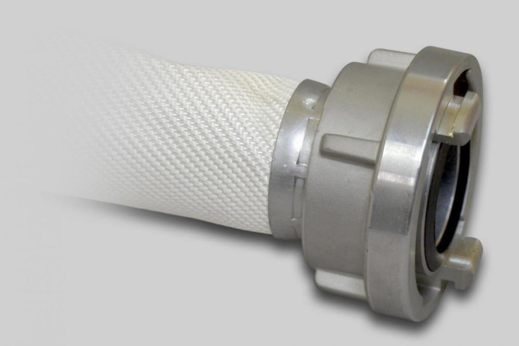 OSW Schlauchkupplung Einband Presshülse
