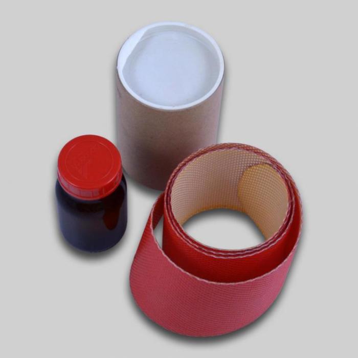 OSW Armaturen Zubehör Reparaturset rot