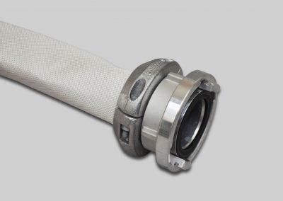 Klemmring-Einband 3-teiliges Segment