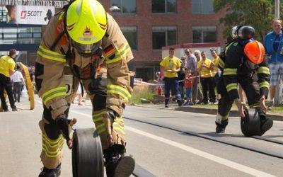 Voller Erfolg für Firefighter Joachim Posanz in Bremerhaven