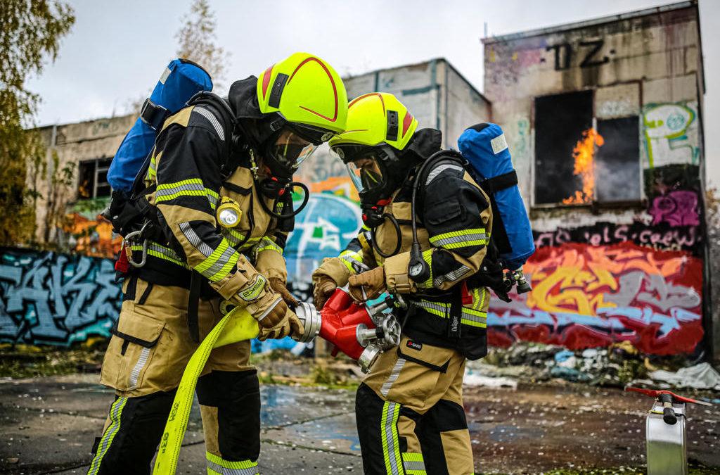 Unsere Feuerwehr-Fotoshootings 2020