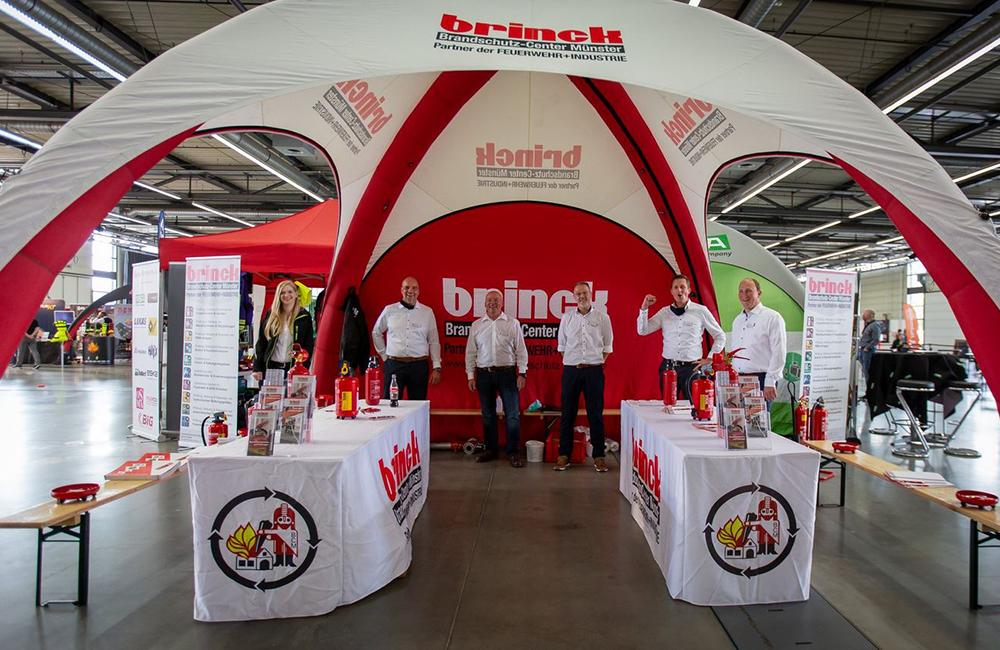 Messebericht Fire Expo