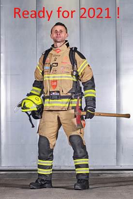 OSW Feuerwehr Fotoshooting
