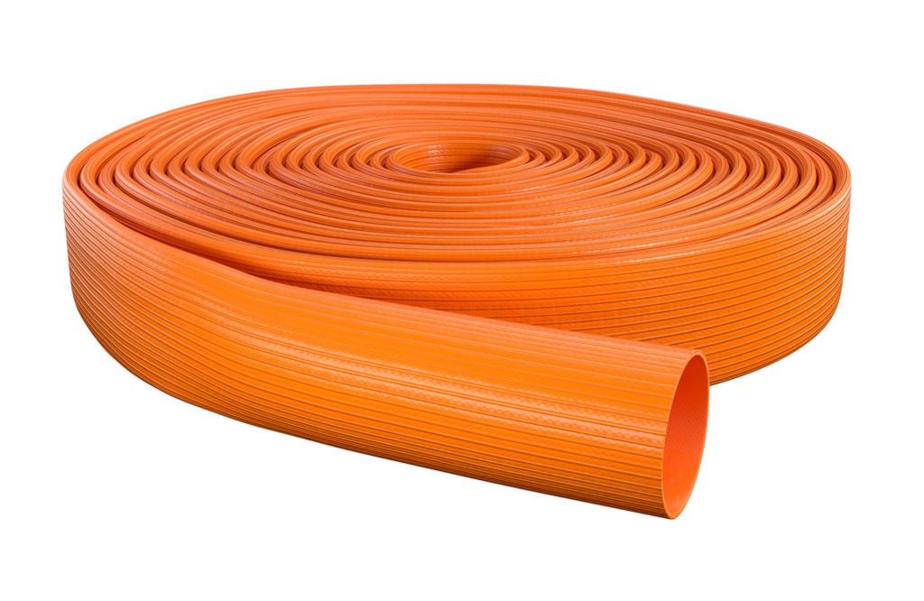 OSW Feuerwehrschlauch Syntex Unidur Dragon orange