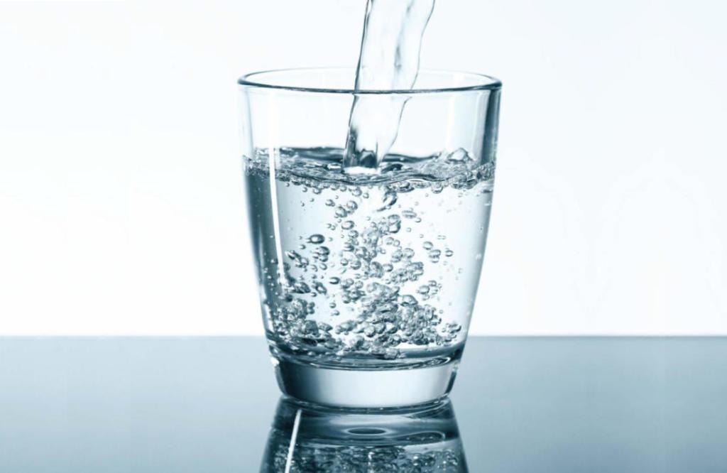 Trinkwasser ist unser wichtigstes Lebensmittel